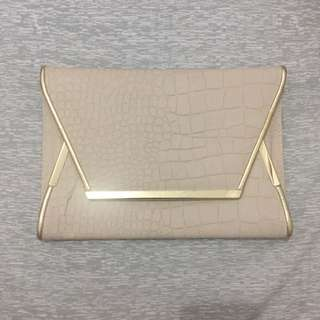 Gold-ish Clutch