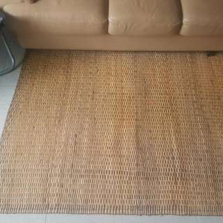 Ratting Floor Carpet Good and Strong