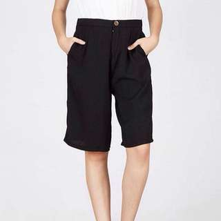 BASIC CULOTTES (BLACK)