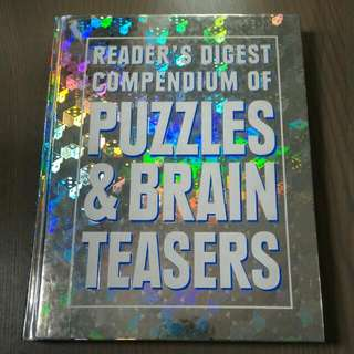 Puzzle & Brain Teaser By Reader's Digest