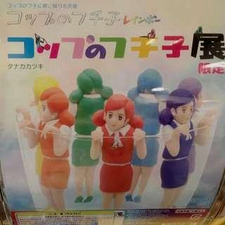 MZ::徵收交換日本10週年限定彩虹款杯緣子