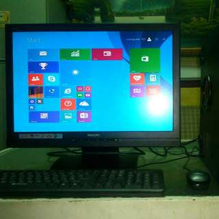 Desktop Computer Set