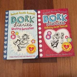 Dork Diary Books