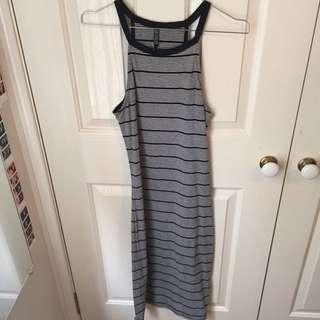 Bodycon Halter Neck Dress