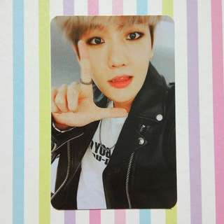 EXO Sing For You (Chinese Ver) Photocard - Baekhyun