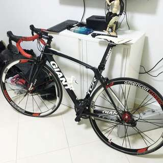 Giant TCR Composite ( 2011 )