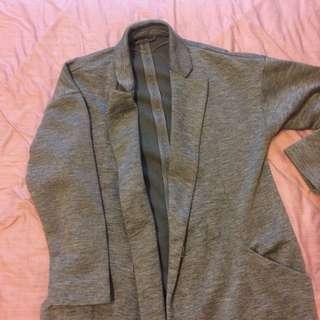 🚚 Gu長版大衣