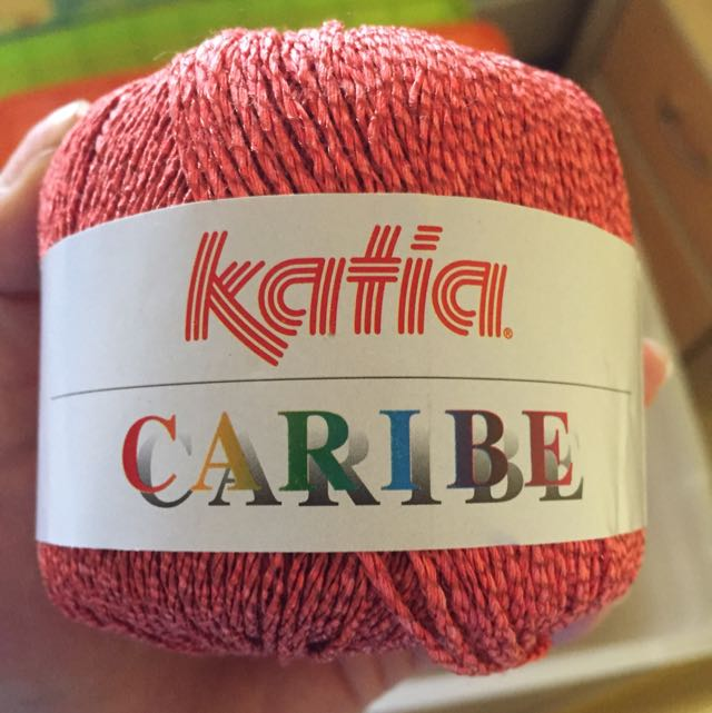 13 Balls Of Maria Caribe Spanish Orange Yarn