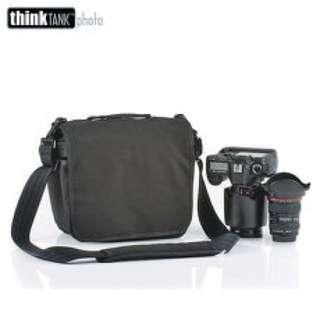 Thinktank Retrospective 10 RS10S復古黑側背包