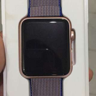 Apple Watch Series 1 - 42mm RoseGold Stainless Steel Buckle