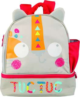CHILDCARE/SCHOOL BACKPACK + FOOD CONTAINER