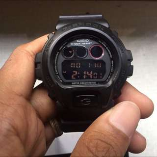 G-Shock DW 6900 MS-1