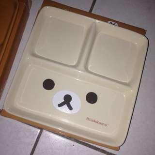 711 超商集點 拉拉熊陶瓷餐具