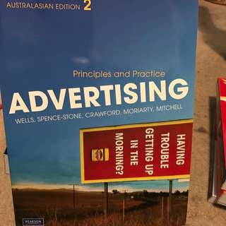 2nd Edition Principles And Practice advertising.