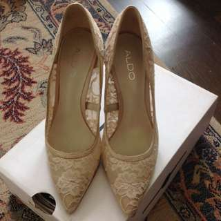 (Size:37) Aldo Wedding Shoes