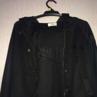 $tussy Jacket
