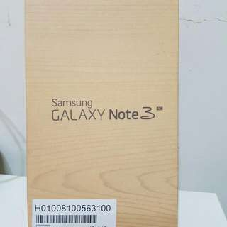 SAMSUNG Note3 16Gb 玫瑰金