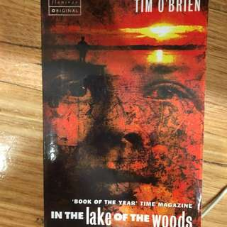 Tim O'Brian In The Lake Of The Woods