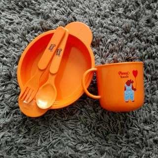 Pureen Basic Cutlery Feeding Set