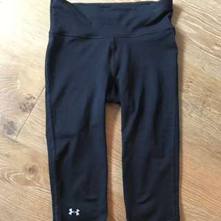 Women's Under Armour 3/4 Compression  XS