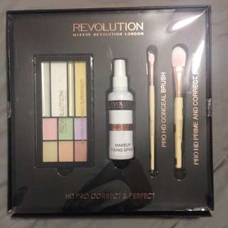 Make Up Revolution Concealer Set