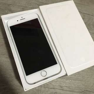 IPhone 6 64gd Silver
