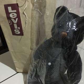 限量Levi's熊