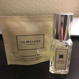 買 Jo Malone青檸羅勒與柑橘 贈黑石榴乳液