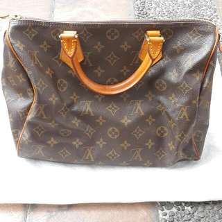 Tas LV Speedy Uk 35 Premium Quality