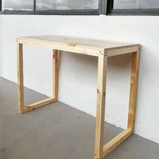 Pallet Wood Study Table / Dinning Table