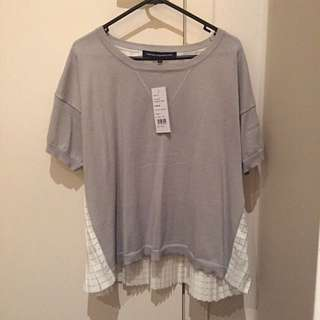 French Connection Knit Top