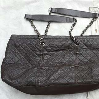 Chanel Shoulder Bag Full Kulit