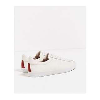 Zara真皮運動鞋(牛皮)