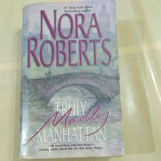 Nora Roberts Truly Madly Manhattan