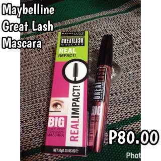 Maybelline Great Lash Mascara