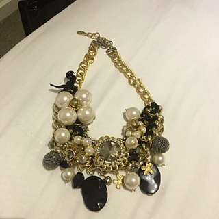 Peeptoe Necklace