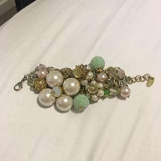 Peeptoe Bracelet