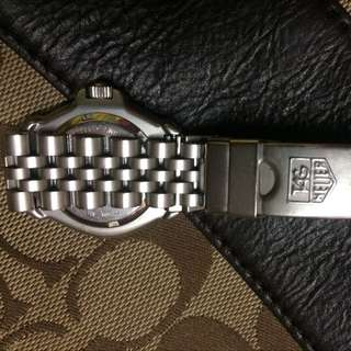 Authentic Tag Heuer Ladies size