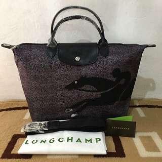 Longchamp Cavalier Canvass