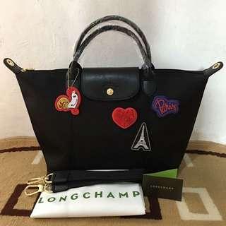 Longchamp Rooster Nylon MSH