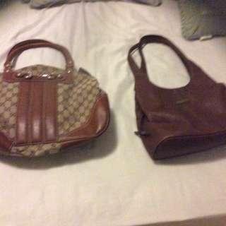 2 Designer Bags