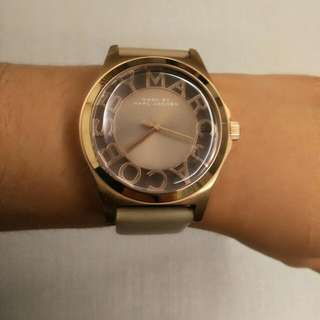 Authentic Pre Loved Marc Jacobs Watch