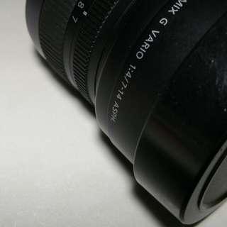 Panasonic 7-14mm F4 Lens