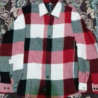 Outline Flannel