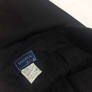 Repriced!!! SAHARA Black Slacks Size:32