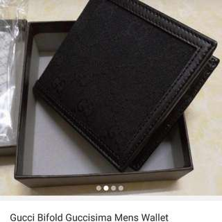 Authentic Gucci Bifold Wallet