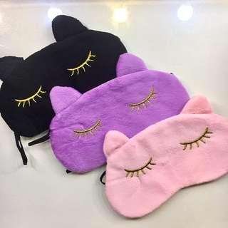 Cute Cat Sleeping Eye Mask