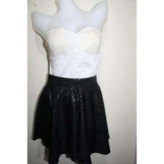 Corset and Skater skirt