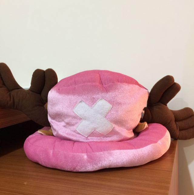 航海王帽子,喬巴帽。