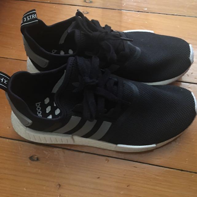 Adidas Nmd Charcoal Black/Grey